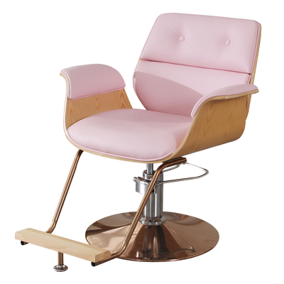 Simple Hairdressing Chair Can Be Raised And Lowered To Put Down The Hair Salon Dedicated Dyeing Haircut Chair