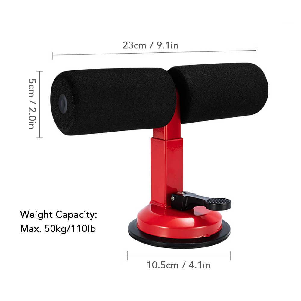 Barre d'aspiration Portable, équipement d'entraînement musculaire avec 4 hauteurs réglables, pack de six, pour les abdominaux
