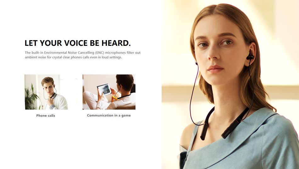 1MORE EHD9001BA Dual Driver Anc Pro Wireless In-Ear Headphones