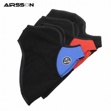 Anti-dust Training Mask Cover Face Hood Protection Bike Ski Sports Outdoor Winter Road Cycling Masks Face Cover цена
