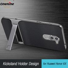 Задняя крышка для Huawei Honor 6X силиконовый термополиуретановый чехол PC 360 3D стенд телефонные футляры Honor6X GR5 2017 Коврики 9 Lite Коврики 9 Коврики 9 Lite