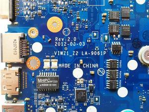 Image 3 - מקורי עבור Lenovo Z500 מחשב נייד האם Z500 P500 VIWZ1_Z2 LA 9061P נבדק טוב משלוח חינם