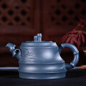 Yixing recommended ores of the  collection chlorite qingyun 260 ml of new tea set