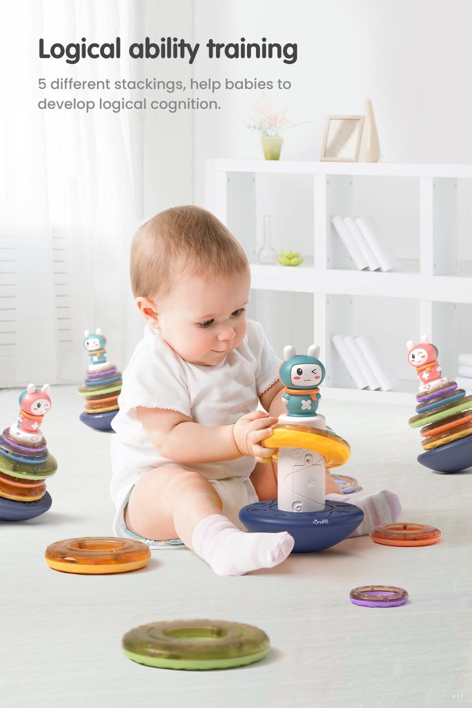 de construção empilhar up montado brinquedo