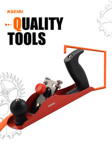 Hand-Tool Bench Plane Carpenter Woodworking Electric-Joinery Adjustable 2--Size KSEIBI