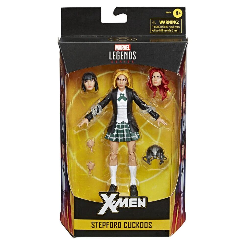 Marvel Legends X-Men Stepford Cuckoos 6