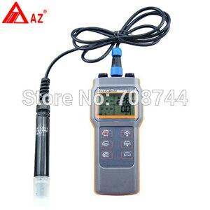 AZ86031 обновленная версия AZ8603 Измеритель Качества Воды растворенный кислородный тестер ph-метр PH проводящий