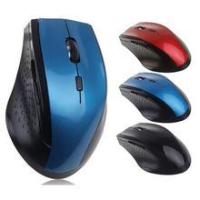 Erillles игровая USB беспроводная мышь геймер мини-приемник 6 ключей профессиональная компьютерная мышь геймер мышей для компьютера PC ноутбук