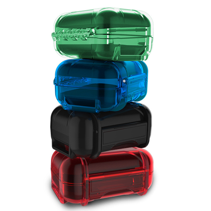 KZ Earphone Hard Case Box ABS Resin Waterproof Protective Portable Storage Case Dustproof Headphone Box For Smart Accessories