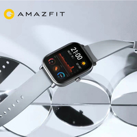 11.11 Global Version NEW Amazfit GTS Smart Watch 5ATM Waterproof Swimming sports Smartwatch Global Shopping Festival FASHION FIT