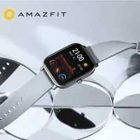 11.11 Globale Versione del NUOVO Amazfit GTS Astuto Della Vigilanza 5ATM Impermeabile Nuoto sport Smartwatch Globale Shopping FASHION Festival FIT