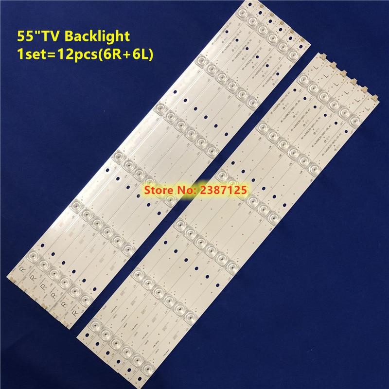 LED Strip For Sharp 55