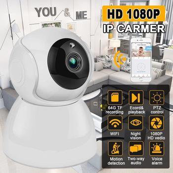WIFI HD 720P P2P  H.265 Outdoor Wireless IR Cut Security IP Camera with IR Night Vision 80 degree Wide-Angle Lens 1080p 2 0mp hd fisheye wide angle wireless wifi ip camera night vision nvr p2p h 264 onivf security surveillance cameras