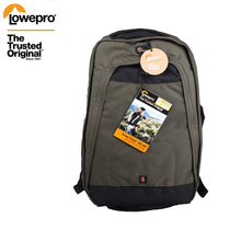 Lowepro outdoor eyepiece telescope backpack SLR telephoto lens camera bag Scope Travel 200 AW for 15 notebook