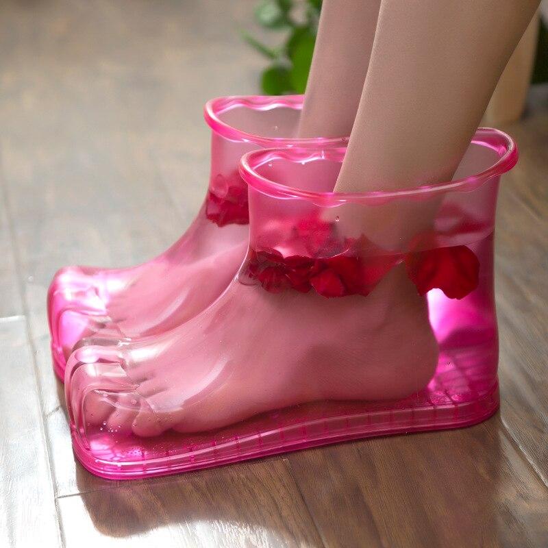 Ножной банный корпус ванночка для ног ванна бочка для мытья ног Бытовая пластиковая ножная ванночка обувь для купания артефакт LB92515
