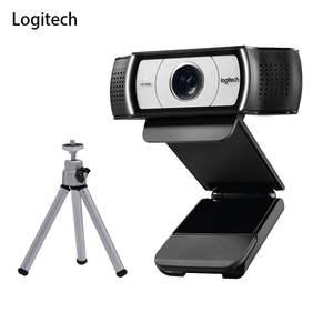 Logitech Webcam Camera Computer Laptop Network-Teaching Desktop Video-Conference Online