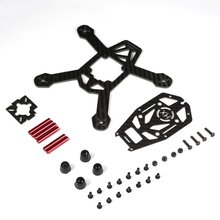 цена на Durable Small Lightweight H150 4 Axes Mini Racing Drone 150Mm Wheelbase Quadcopter Carbon Fiber Frame Kit For Fpv Quadcopter