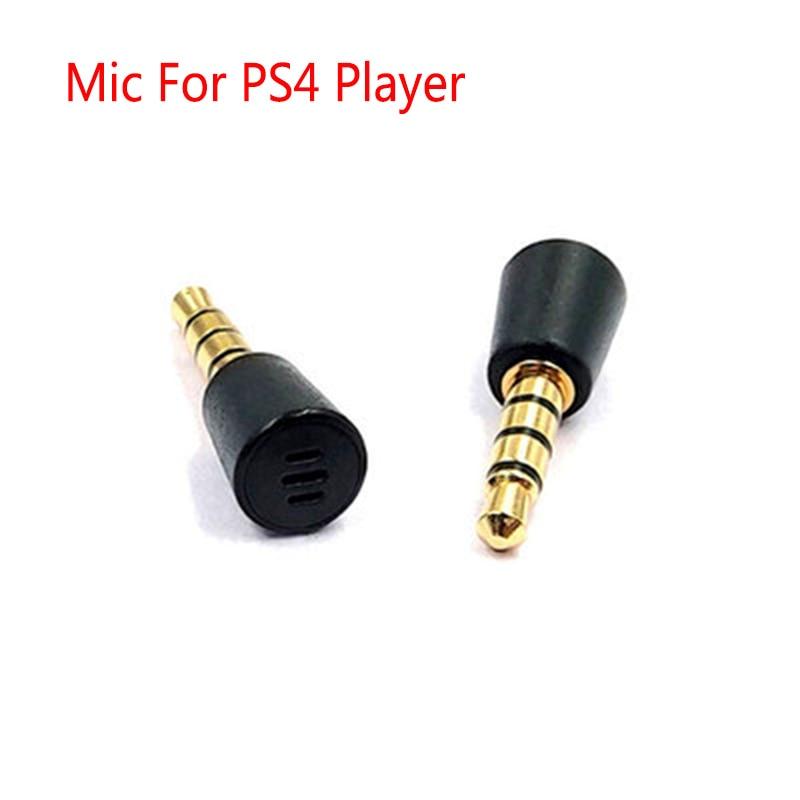 Мини микрофон Mic для PS4 игровой плеер для телефона ноутбука IPad Mini Mic