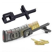 Tactical Speed Loader for Rifle Magazine 5.56x45/.223/7.62 x 39/300BLK/5.45x39 Magazine Speedloader Hunting Gun Accessories