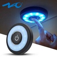 NAO voiture LED lumière intérieure avec autocollant adhésif sans fil universel USB Rechargeable Portable maison chevet armoire lampe de lecture