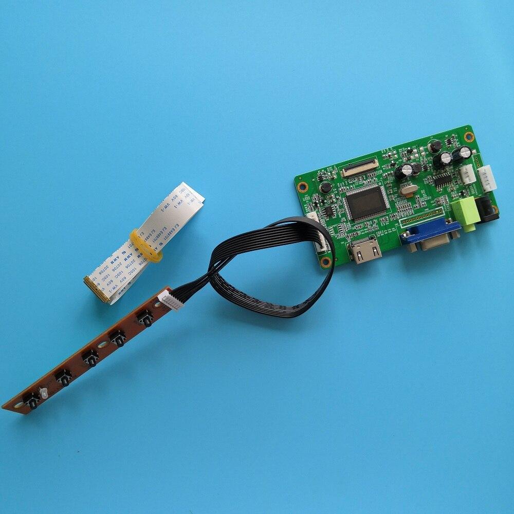 Para NT156WHM-N33 EDP HDMI Placa de controlador 15,6