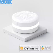 Aqara – Hub passerelle M1s Zigbee 2021, veilleuse Led RGB, pour application Mi Home, Apple Homekit, application intelligente, 3.0