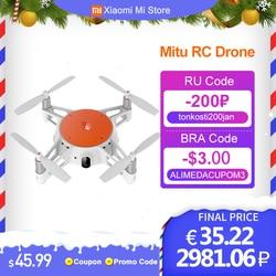 Xiaomi MiTu WiFi FPV With 720P HD Camera Optical Flow Positioning Multi-Machine Infrared Battle Smart Mini RC Drone Quadcopter