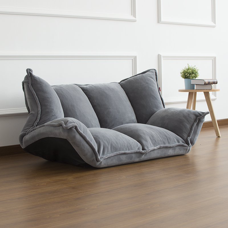 Furniture Reclining Futon Sofa Bed Pouf