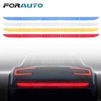 Forauto carro reflexivo adesivo auto tronco aviso adesivo tira nano fita para condução de segurança anti colisão carro estilo 4 cores|Adesivos para carro| |  -