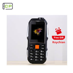 H-Mobile GSM New Russian-Keyboard-Bar Rugged Flashlight Camera Phone Shockproof S8 1