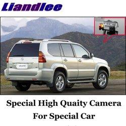 Dla Lexus GX 470 GX470 LX 470 LX470 00 09 nocny widok z tyłu aparatu samochodów kamery cofania samochodu kamera cofania HD CCD szeroki kąt|Kamery pojazdowe|Samochody i motocykle -