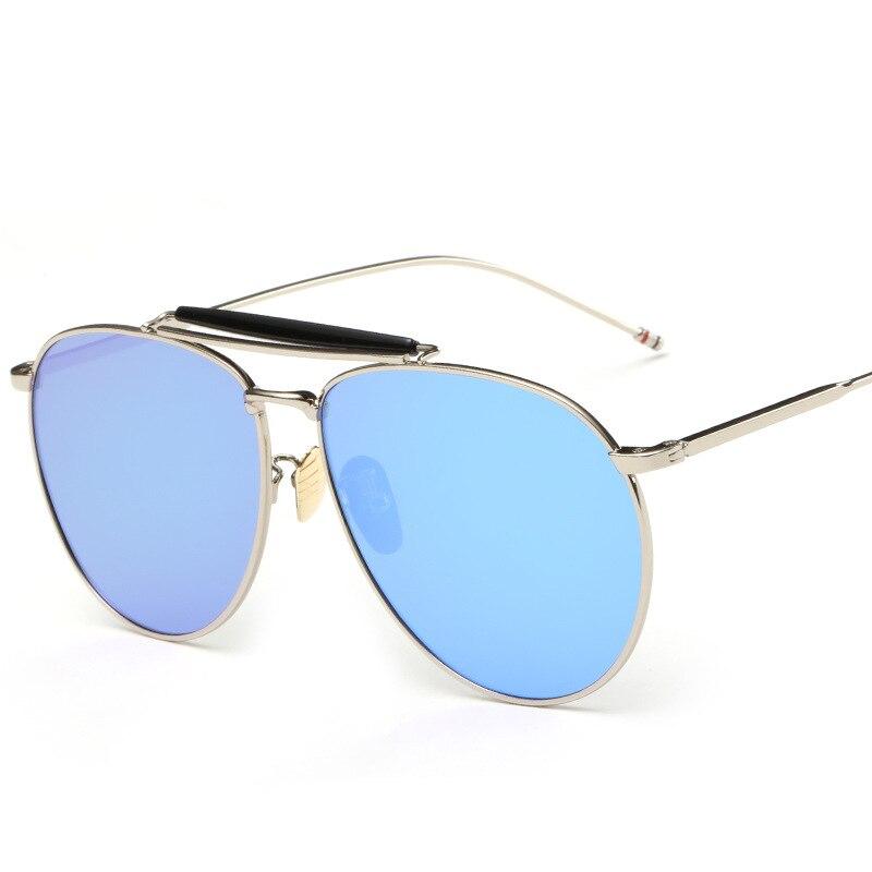 Поляризационные солнцезащитные очки, мужские, люксовый бренд, пилот, солнцезащитные очки, женские, Ретро стиль, для вождения, авиация