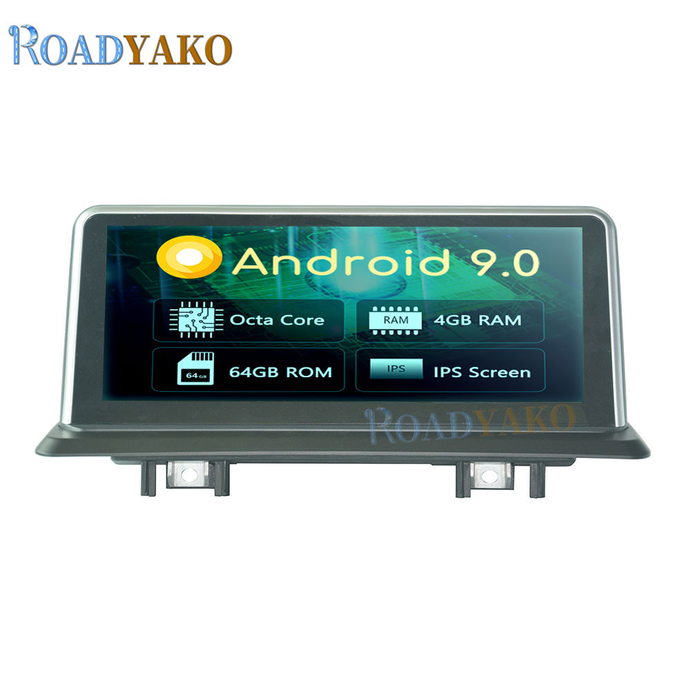 10.25'' <font><b>Android</b></font> <font><b>9.0</b></font> Car Radio Navigation GPS For <font><b>BMW</b></font> 1Series E81 E82 <font><b>E87</b></font> 2004-2008 Stereo Car Multimedia player магнитола 2 Din image