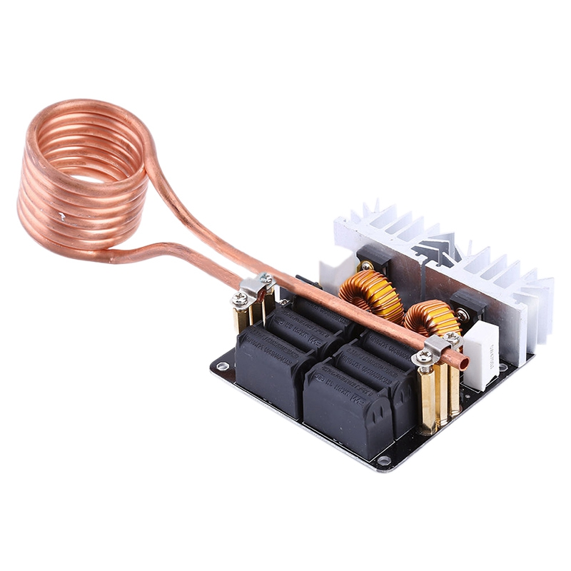 1000W 20A 53V ZVS Low Voltage Induction Heating Board Module Flyback Driver Heater DIY