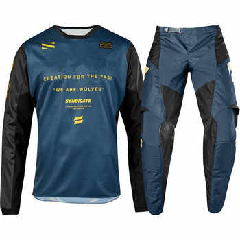New 2019 Racing 3LACK LABEL Pant & Jersey set Combo Jersey + Pants suit Racing Gear Combination - DISCOUNT ITEM  35% OFF All Category