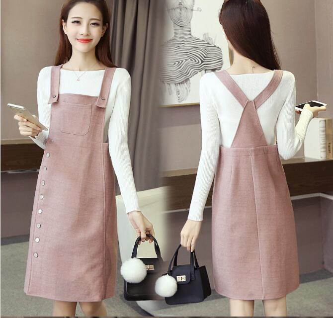 Váy Koreaskirt Dáng Đông 2