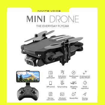 ZK30 kwadrokopter z kamerą maszyny na sterowania Drone HD4k profesjonalny dron Gps szeroki kąt helikopter RC dron RTF składana zabawka tanie i dobre opinie CN (pochodzenie) Metal Żywica Z tworzywa sztucznego About 80 metrts 10 5*12 5*3 CM No fire Mode2 12 Months Silnik szczotki