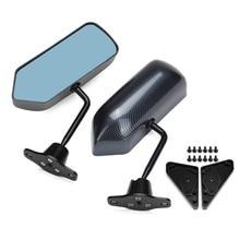 F1 Type Side Mirror Wing Mirror water sticker Universal (L+R)
