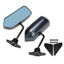 F1 Type Zijspiegel Wing Spiegel water sticker Universal (L + R)