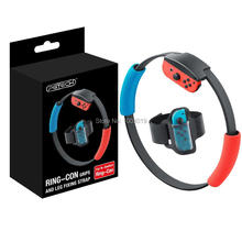 Lichtgewicht Verstelbare Slijtvaste Elastische Sport Strap Verstelbare Been Band Voor Schakelaar Ring Fit Adventure Vervangingen