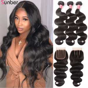 SSunber Hair-Bundles ...