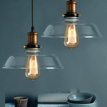 nordic luminaire iron Home Decoration E27 Light Fixture  restaurant  pendant lights
