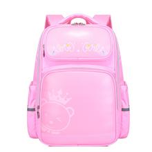2020 Children Oxford Waterproof Backpacks School Bags Boys Girls Kids School Backpacks primary school bags student bags cheap zipper 42cm Letter 13cm 30cm