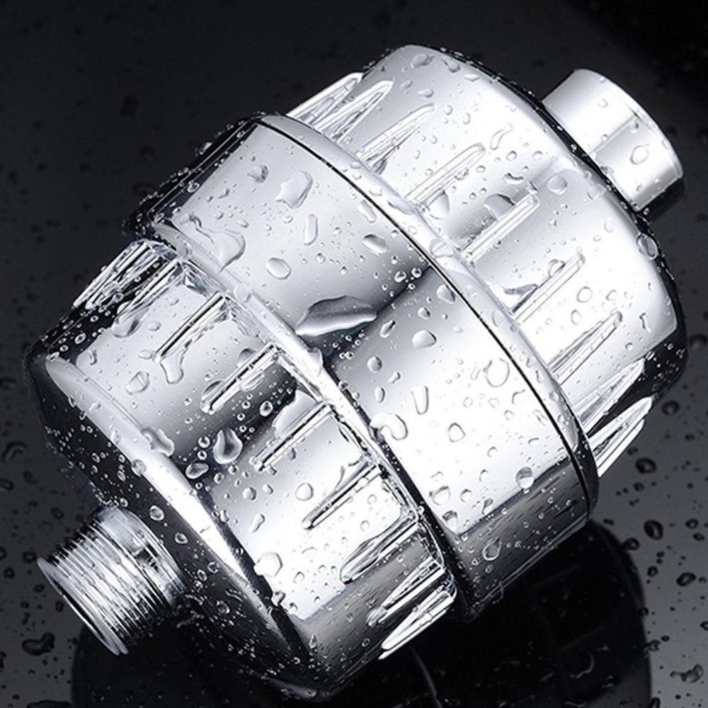 15 Layer Filter Set Sprinkler Shower Water Filter Chlorine Removal Filter For Bathroom Supplies