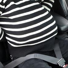 Беременных автомобильный удлинитель ремней безопасности пряжки ремень регулируется Длина Универсальный Беременность Защитная крышка Для Женщин Защита