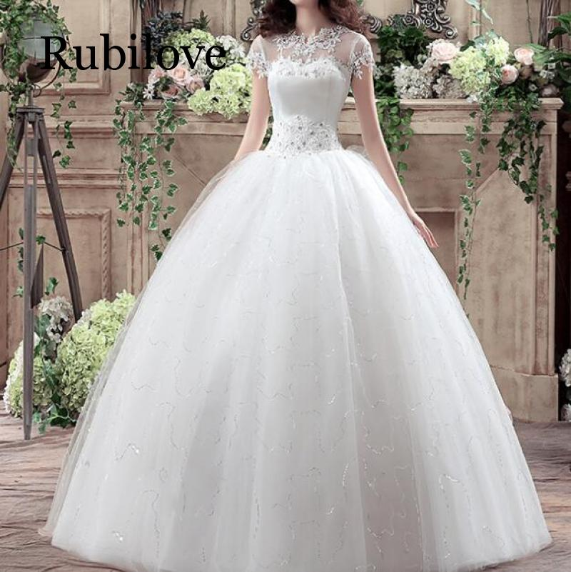 Rubilove Dress bride elegantly 2019 new banquet Korean style
