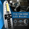 Katur 10x Canbus T10 LED W5W 2825 Interior Lights For Nissan Qashqai J10 J11 X-Trail t31 t32 Tiida Pathfinder Murano Note Juke 2