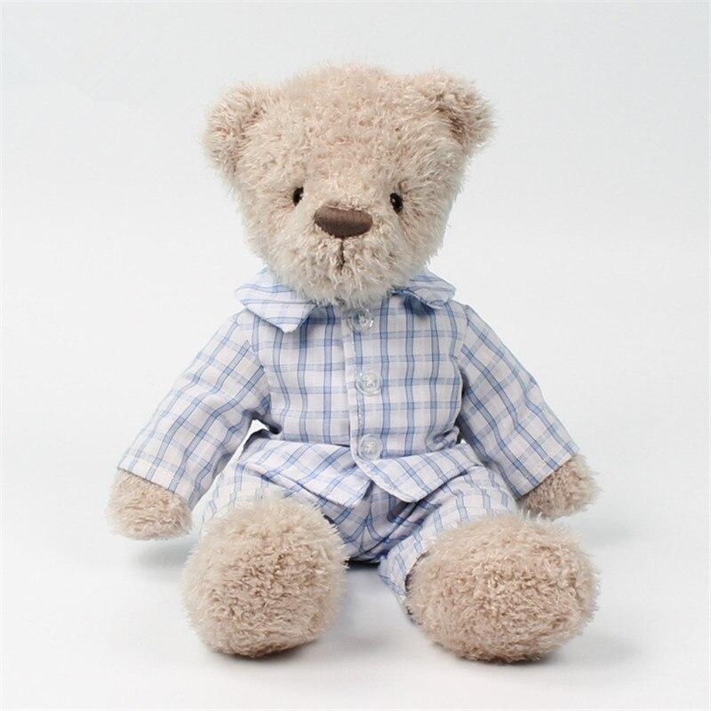 Baby Stuffed Teady Bear Soothe Blanket Bunny Security Toy Infant Sleep Helpful Pacify Towel Newborn Teether Appease Blanket