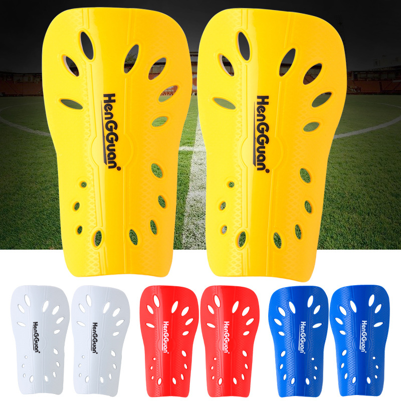 Profession Football Shin Pads With Bandage Cloth Adult Children Effortless Guard Power Strip Crus Supporter Guard Football Prote