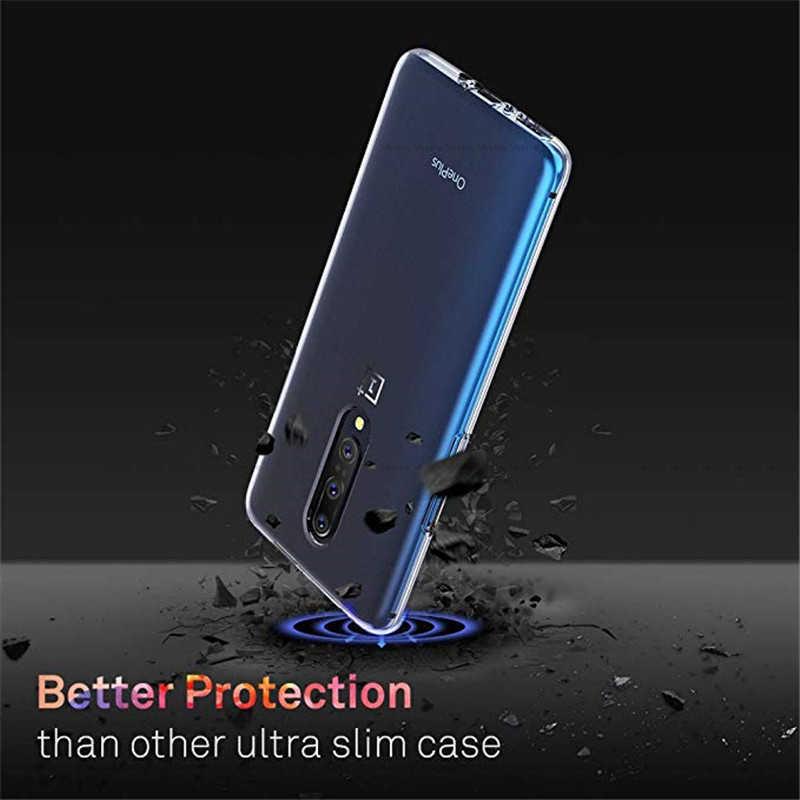 Мягкий прозрачный TPU чехол для OnePlus X 7 7 Pro 6 6T чехлы для айфонов 5 5T 3 3T Прозрачный полное покрытие для OnePlus 7Pro One Plus 6T силиконовый чехол для Coque Fundas